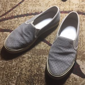 American Eagle Outfitters Shoes - Gray American Eagle Loafer Sneakers
